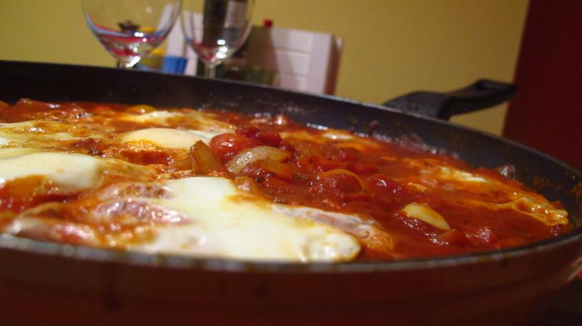 שקשוקת עגבניות