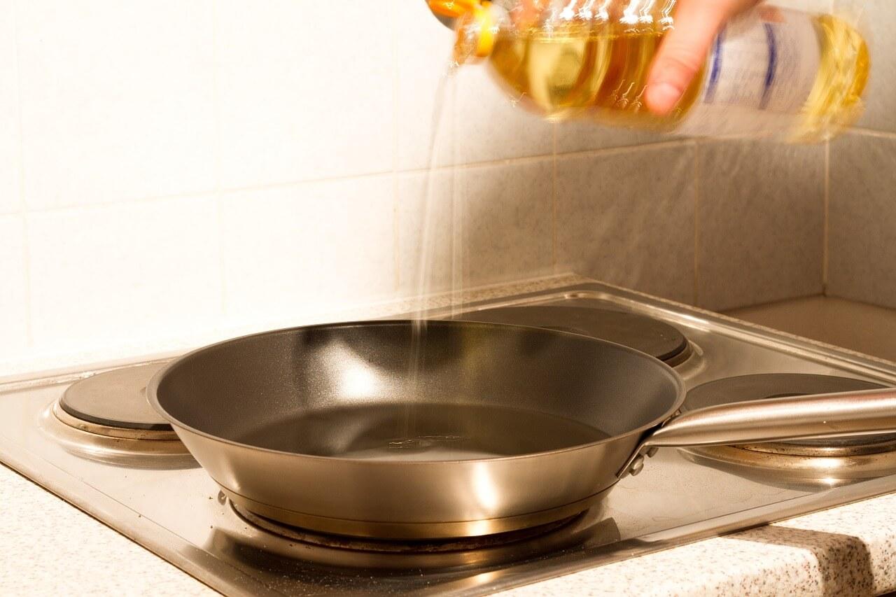 בישול עם קנולה