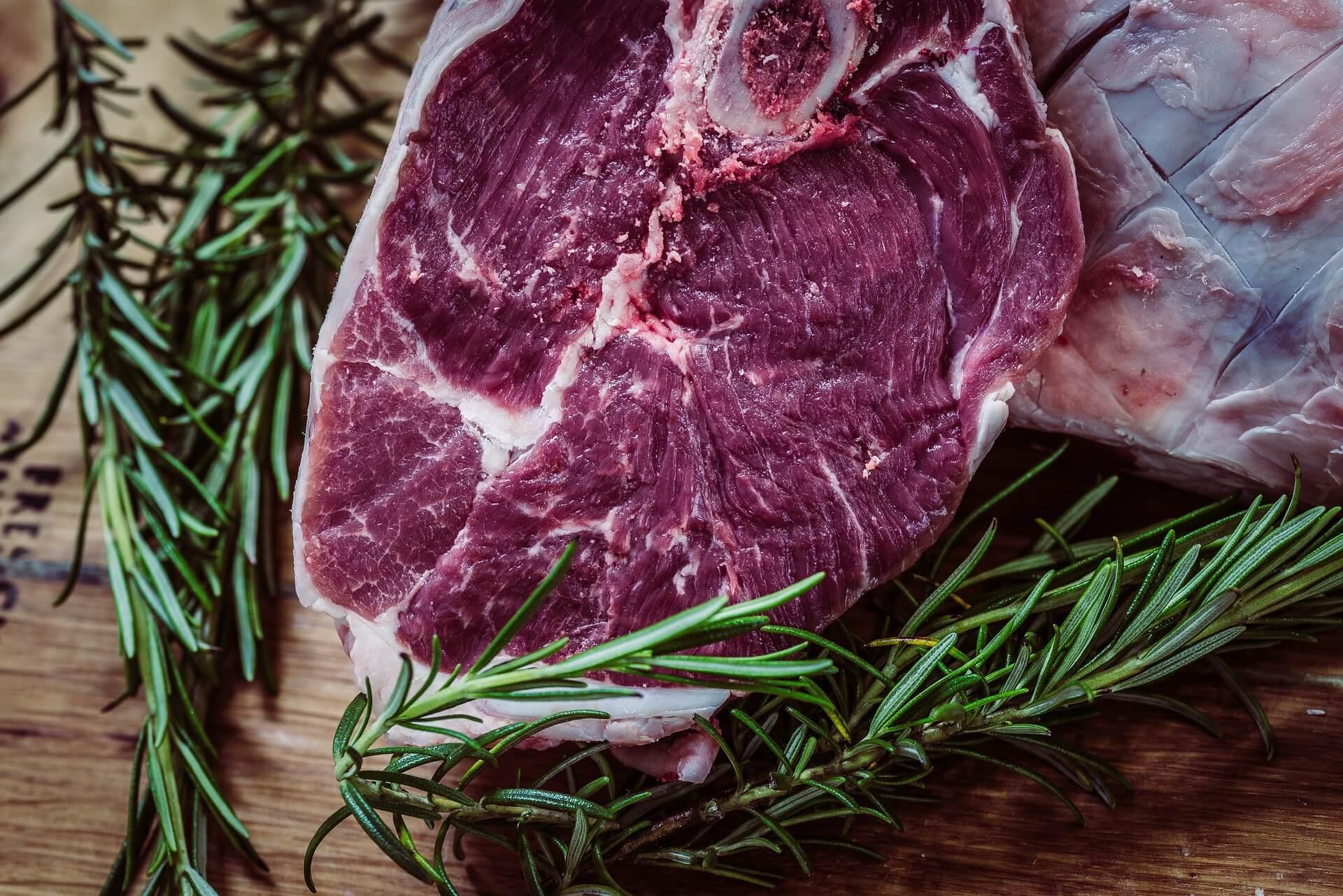 בשר בקר טרי