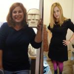 אורלי קליפר לפני ואחרי